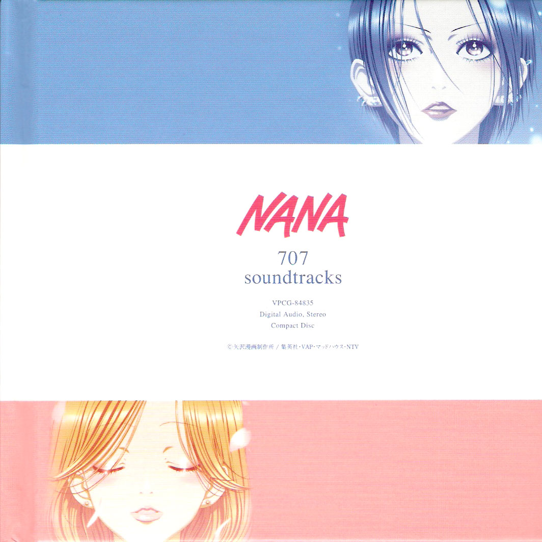 Nana Soundtracks 707 7to8 Y The Best Collection S P A