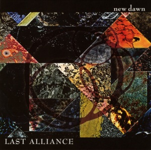 LAST ALLIANCE - New down cd front